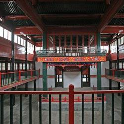 阳平会馆戏楼