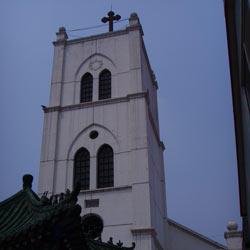 平房天主教堂