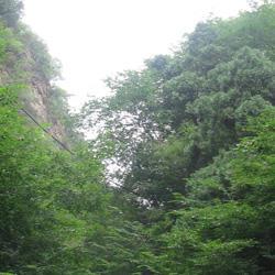 上方山国家森林公园