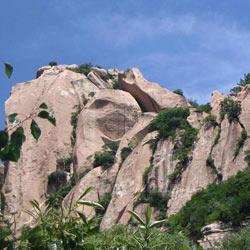 鳞龙山自然风景区