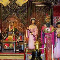十三陵明皇蜡像宫