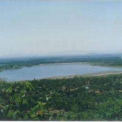 桃峪口水库