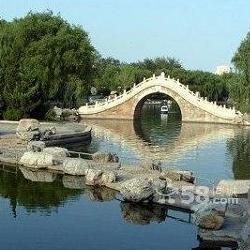 龙潭公园中心岛剧场