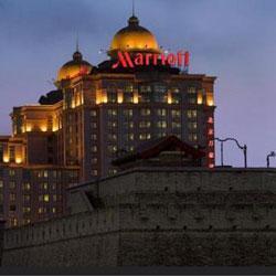 北京万豪酒店