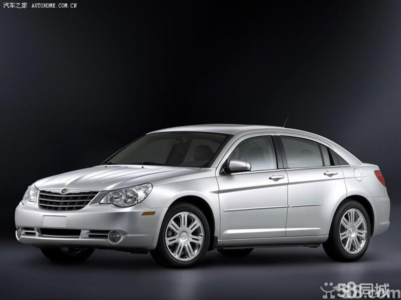 【北京克莱斯勒铂锐2008款 2.0l舒适型车身外观图片】高清图片