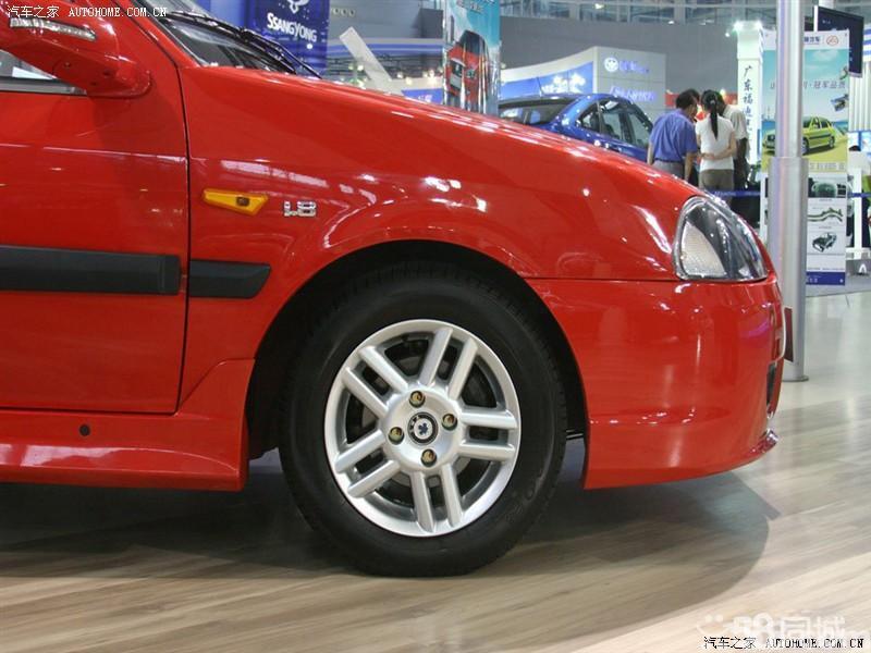【华普汽车海迅2006款 两厢 1.8L 舒适型其它与改装图片】 - 酷车网