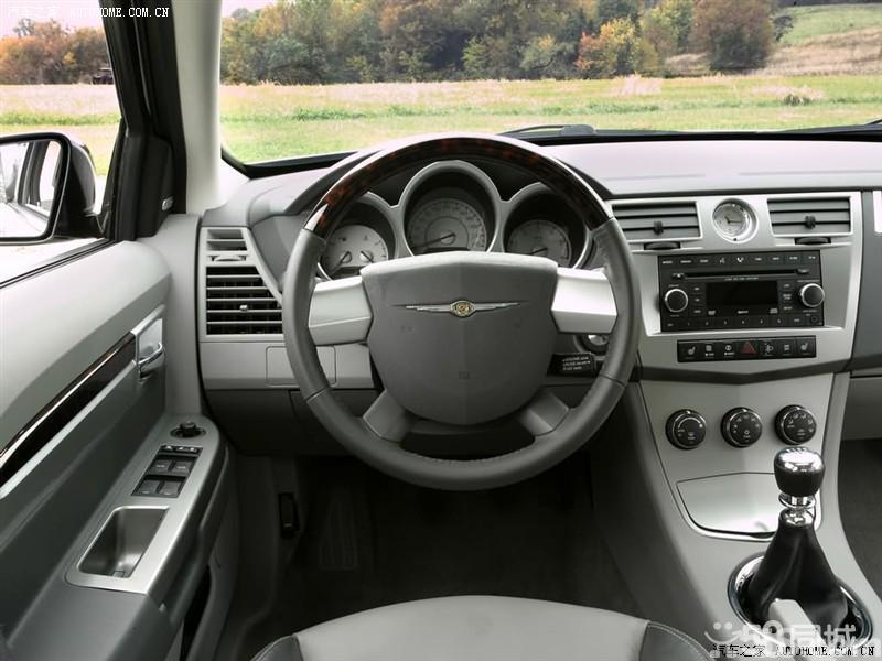 【北京克莱斯勒铂锐2008款 2.0l舒适型中控方向盘图片】高清图片