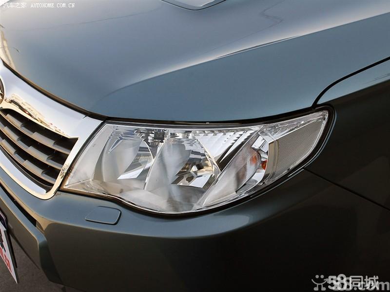 汽车报价斯巴鲁斯巴鲁森林人2009款 2.5xs 豪华导航版图片高清图片