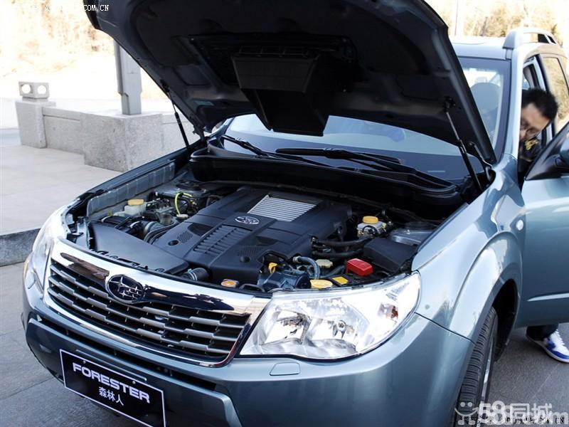 汽车报价斯巴鲁斯巴鲁森林人2010款 2.0xs 手动豪华版图片高清图片
