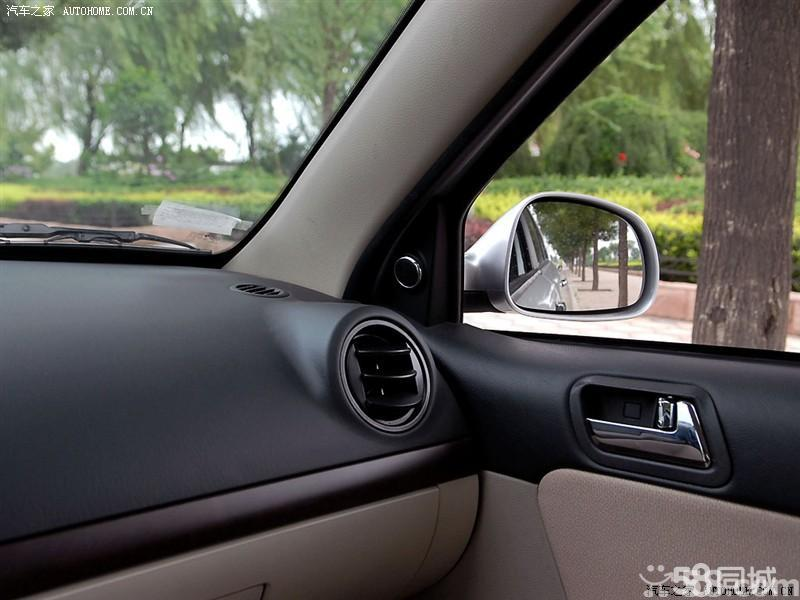 【哈飞汽车赛豹III2005款 1.6标准型中控方向盘图片】 - 酷车网高清图片