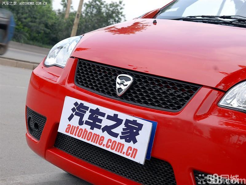 哈飞哈飞汽车路宝2008款 1.0 手动典藏版图片> 外观车身外观高清图片