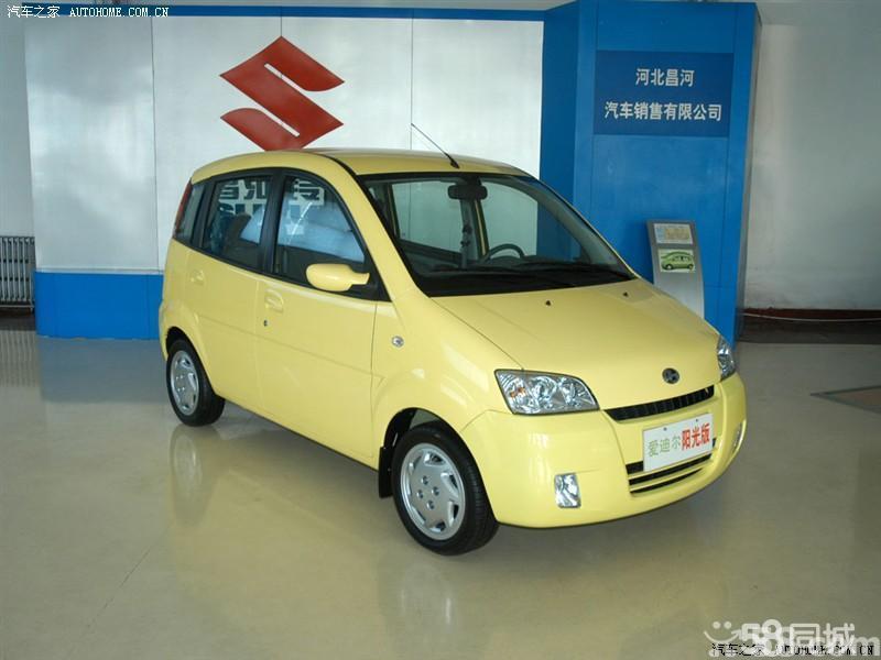我要卖车>酷车网汽车报价昌河昌河汽车爱迪尔2005款 1.1 a高清图片