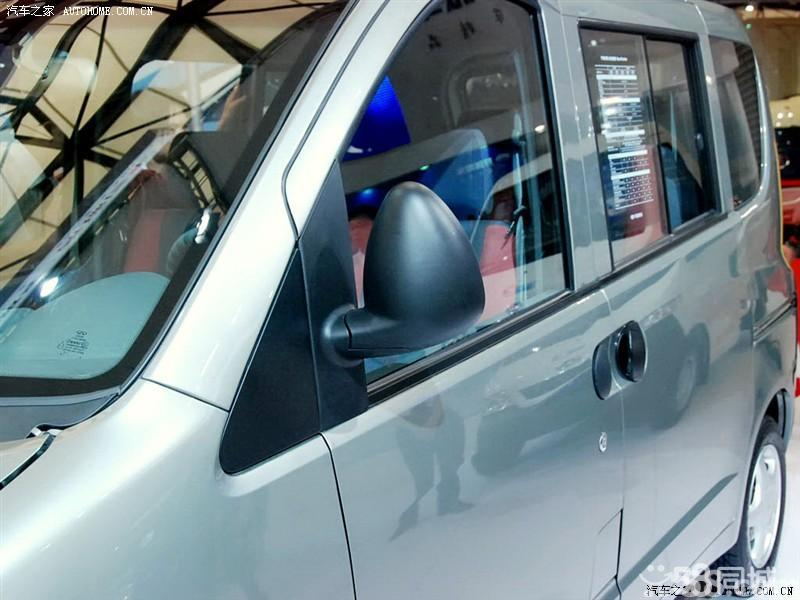 【开瑞汽车优雅2007款 1.3 舒适型其它与改装图片】 - 酷车网高清图片