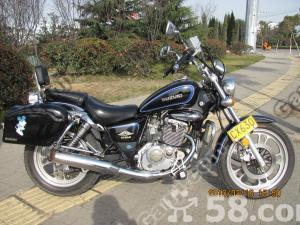 【图】出售豪爵美式太子gz125-二手摩托车-徐州58