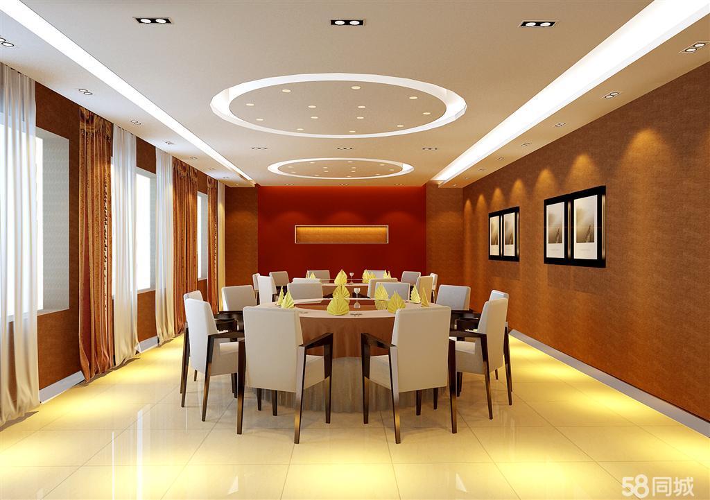 酒店包房效果图 齐齐哈尔凯鸿装饰工程有限公司