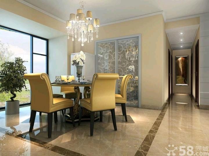 226平米1+2层三居室装修