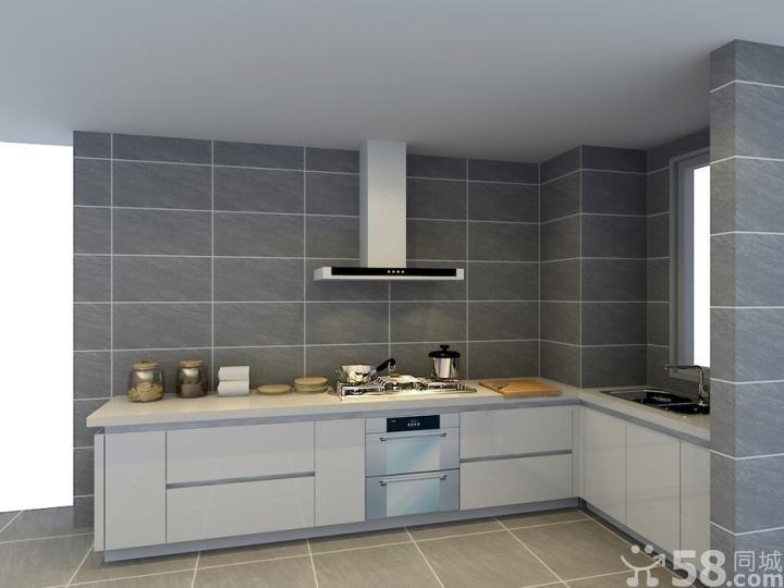 现代风格厨房装修