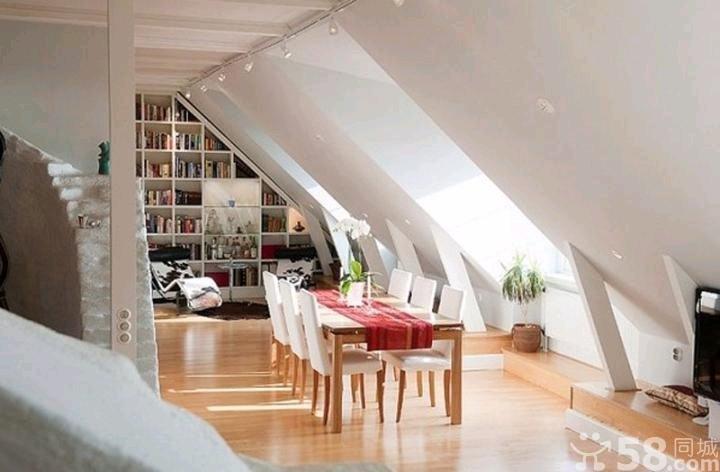 北欧风格餐厅装修