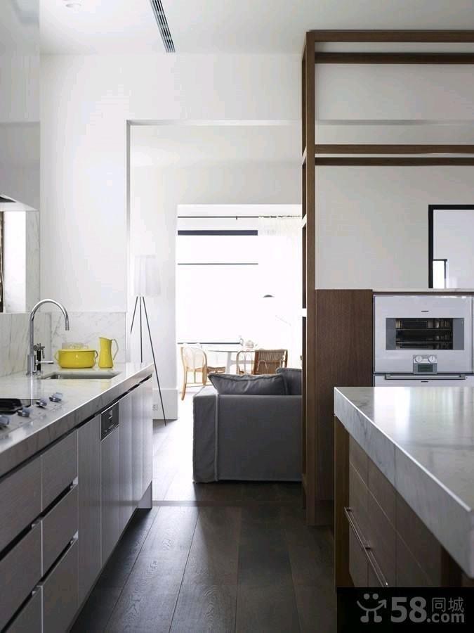 现代别墅客厅装修设计效果图大全