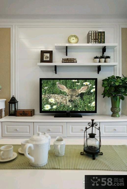 简约式装修风格小户型室内设计效果图