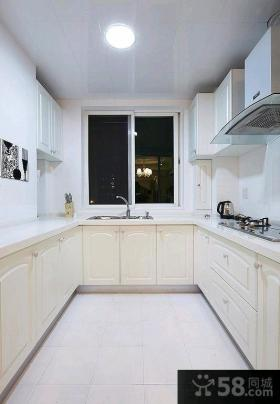 宜家装修时尚厨房图片