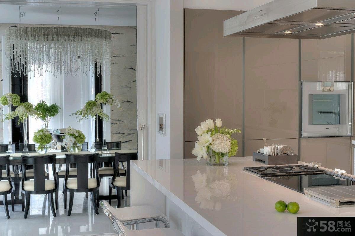 宜家装修设计130平米四居室效果图大全