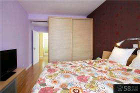 最新90平米宜家风格二居室装修效果图