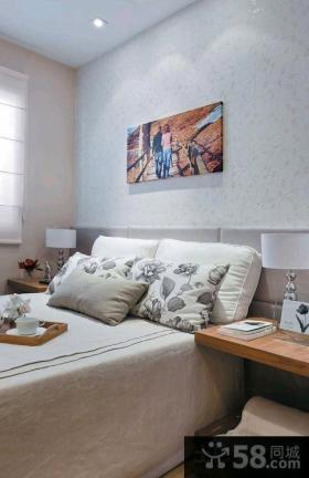 70平米现代风格一室一厅装修效果图大全