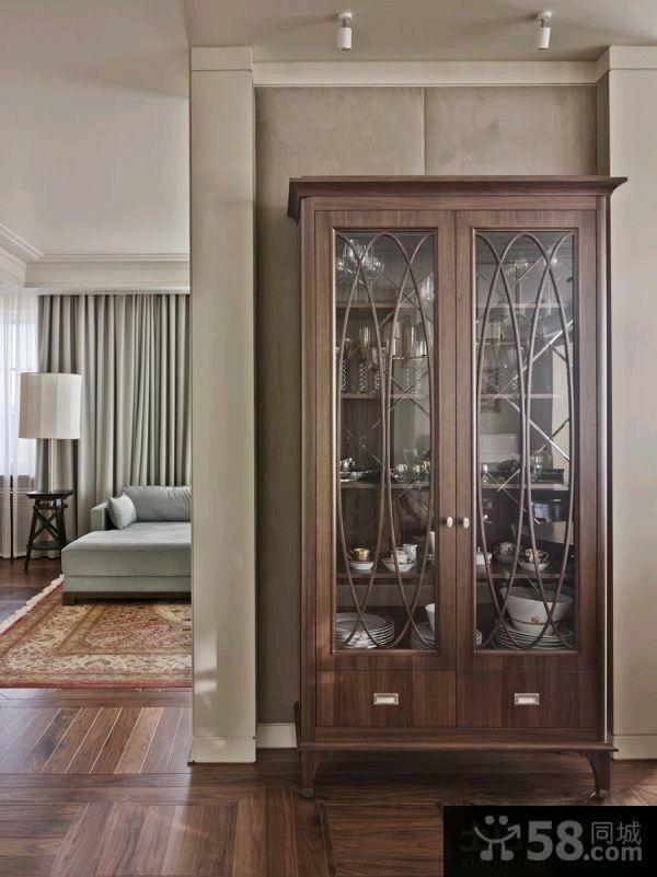 美欧风格四室两厅装修效果图欣赏大全