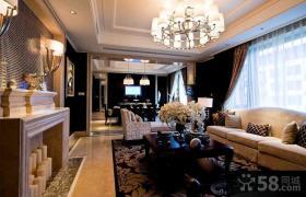 欧式风格豪华四室两厅装修效果图欣赏大全