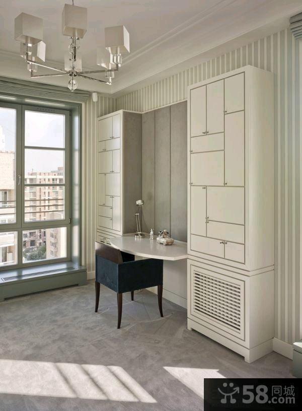 简欧风格装修三室两厅效果图大全欣赏