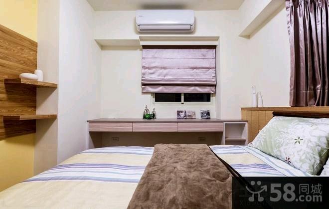 简约风格一居室装修效果图片