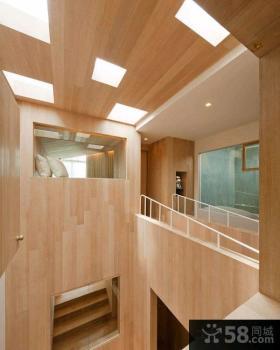 极简主义风格室内过道装修效果图欣赏大全