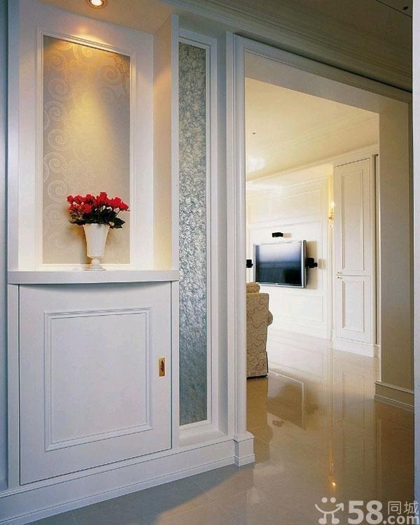 美式古典温馨公寓装修效果图