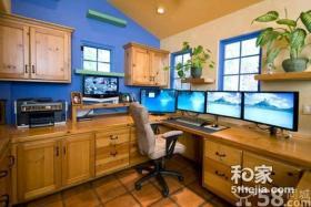 码农&猫奴的一室户装修设计效果图