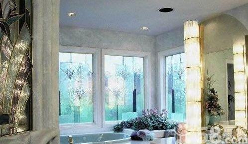 欧式洗手间装修风格