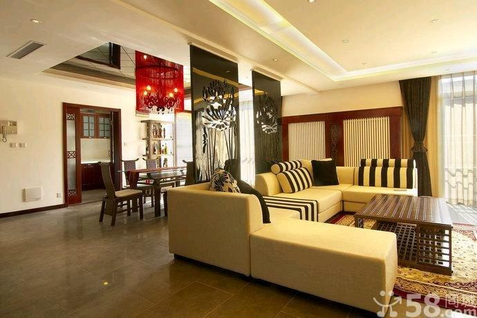 小户型客厅装修风格