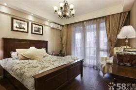 中式风格卧室装修