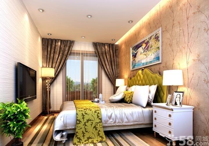 欧式风格卧室装修