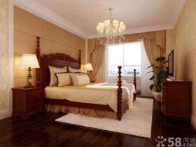 美式风格卧室装修
