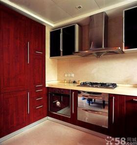 中式风格厨房装修