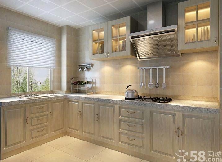 欧式风格厨房装修