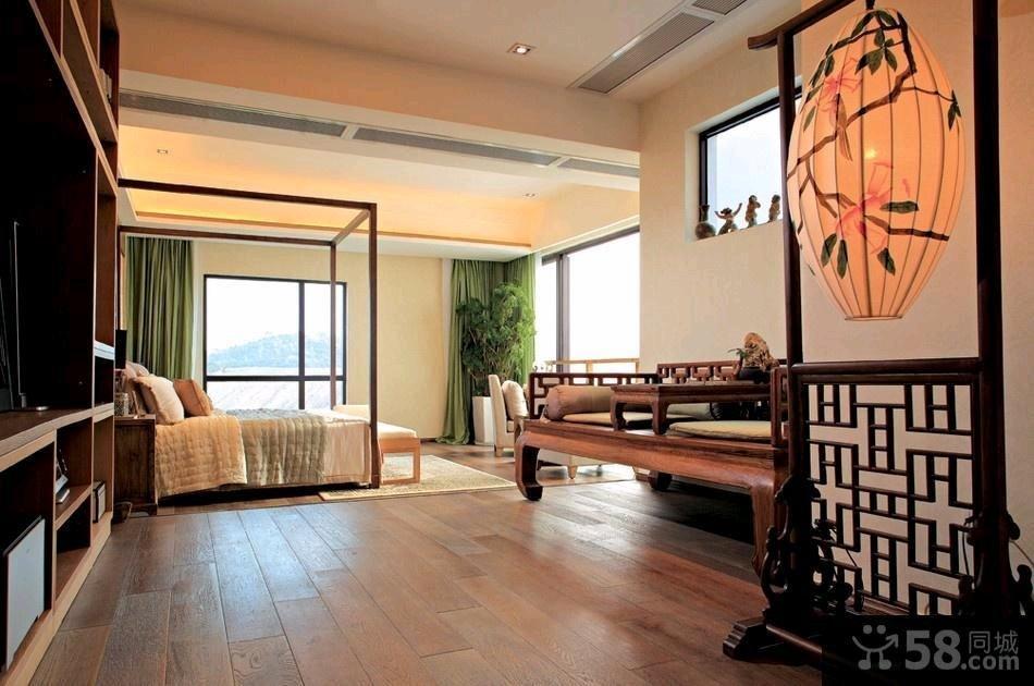 客厅榻榻米升降台装修效果图片