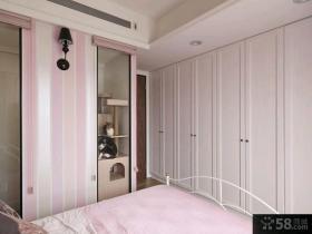 宜家风格三室两厅装修设计效果图大全欣赏