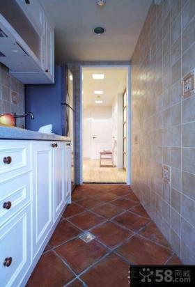 美式风格120平米三居室装修图片欣赏大全