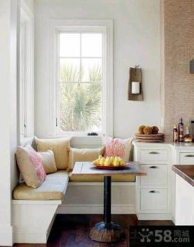 美式风格设计飘窗图片欣赏