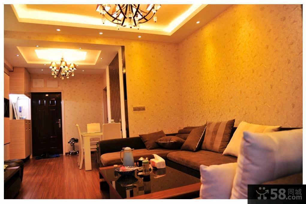 50平米现代风格装修样板房