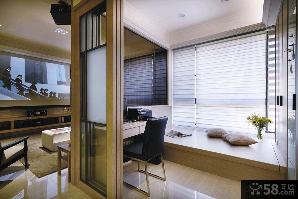 北欧风格140平米四居装修效果图2015大全
