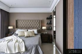 北欧装修设计120平米三居室效果图大全