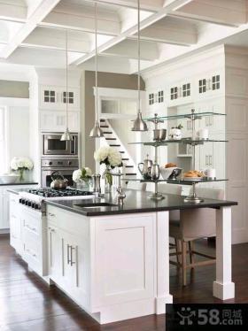 现代装修设计厨房效果图大全